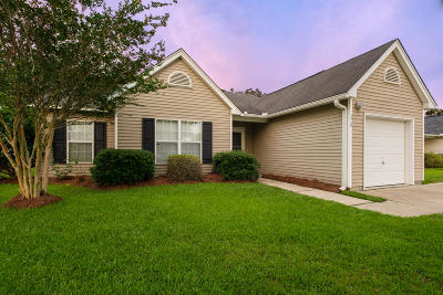 Summerville Single Family Home For Sale: 210 Dovetail Circle