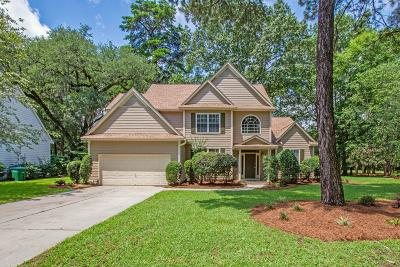 Summerville Single Family Home For Sale: 4032 Plantation House Road