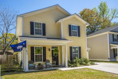 Charleston Single Family Home Contingent: 516 Walk Easy Lane