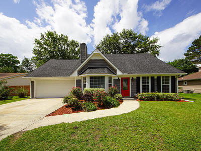 North Charleston Single Family Home For Sale: 3182 Landing Parkway