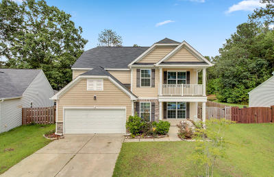 Summerville Single Family Home For Sale: 107 Wynfield Forest Drive