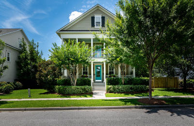 Charleston Single Family Home For Sale: 1735 Sailmaker Street