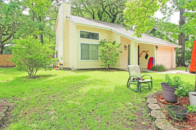 Charleston Single Family Home For Sale: 2737 Treetop Court