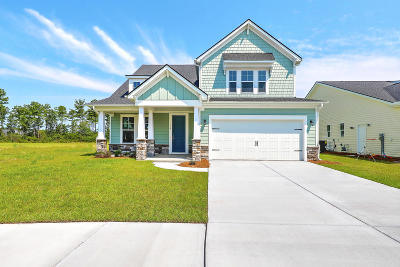 Summerville Single Family Home For Sale: 118 Cotesworth Court