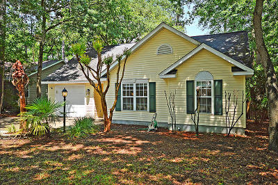 Johns Island Single Family Home Contingent: 3608 Walkers Ferry Ln