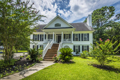 Charleston Single Family Home For Sale: 205 Ashmont Drive