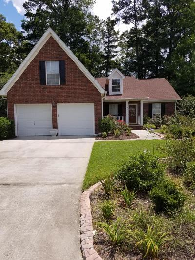 Dorchester County Single Family Home For Sale: 108 Winslow Lane