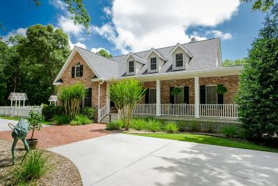 Wadmalaw Island Single Family Home For Sale: 4683 Lazy Creek Lane
