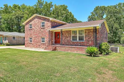 North Charleston Single Family Home For Sale: 8364 Delhi Road
