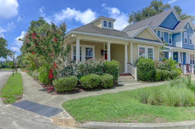 North Charleston Single Family Home For Sale: 5188 Celtic Drive