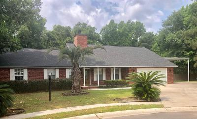 Goose Creek Single Family Home Contingent: 105 Squire Court