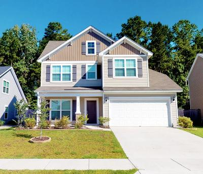Moncks Corner Single Family Home For Sale: 408 Allamby Ridge Road