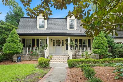 Charleston County Single Family Home For Sale: 42 Brisbane Drive