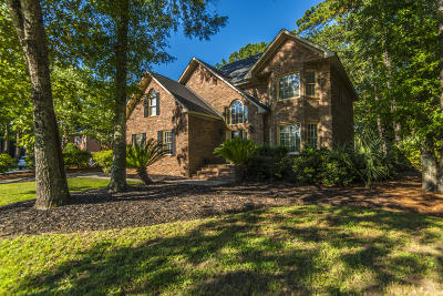 North Charleston Single Family Home For Sale: 8684 Arthur Hills Circle