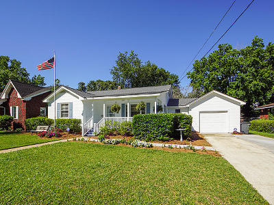 North Charleston Single Family Home For Sale: 5133 Lancaster Street