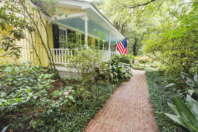 Summerville Single Family Home For Sale: 98 President Circle