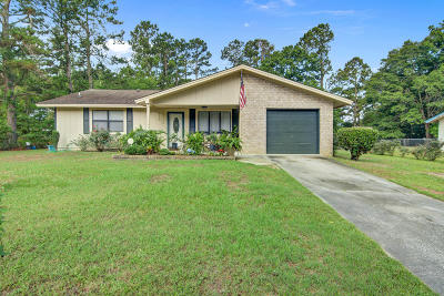 Moncks Corner Single Family Home For Sale: 115 Tall Spruce Drive