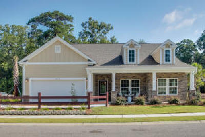 Charleston County Single Family Home For Sale: 3336 Great Egret Drive