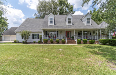 North Charleston Single Family Home For Sale: 8128 Sardis Court
