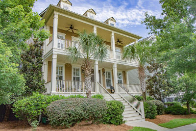 Charleston Single Family Home For Sale: 1406 Wando View Street