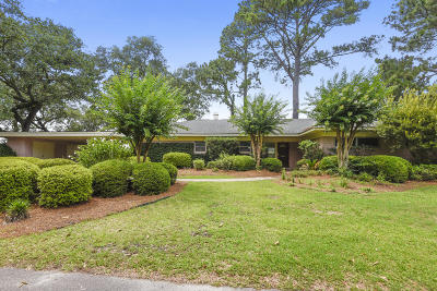 Charleston Single Family Home For Sale: 94 Chadwick Drive