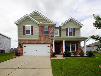 Summerville Single Family Home For Sale: 603 Calabash Court