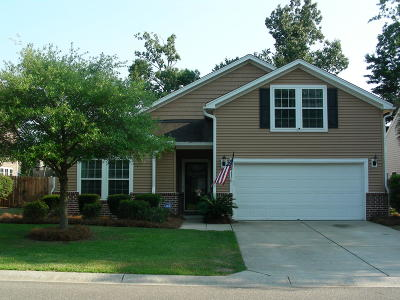 Dorchester County Single Family Home For Sale: 5009 W Liberty Meadows Drive