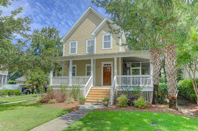 Charleston Single Family Home For Sale: 2046 Pierce Street