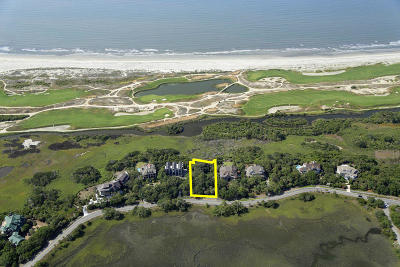 Charleston County Residential Lots & Land For Sale: 37 Ocean Course Drive