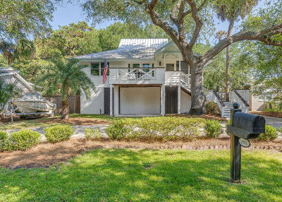 Charleston County Single Family Home For Sale: 2911 Hartnett Boulevard