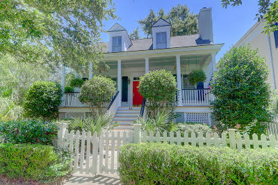 Mount Pleasant SC Single Family Home Contingent: $750,000