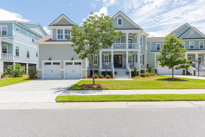Mount Pleasant SC Single Family Home Contingent: $785,000