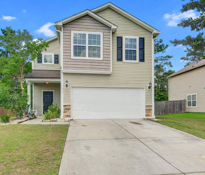 Berkeley County Single Family Home For Sale: 215 Old Carolina Drive