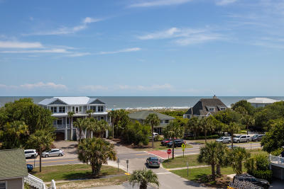 Charleston County Single Family Home For Sale: 4 34th Avenue