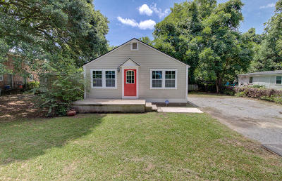 North Charleston Single Family Home For Sale: 1065 Bexley Street