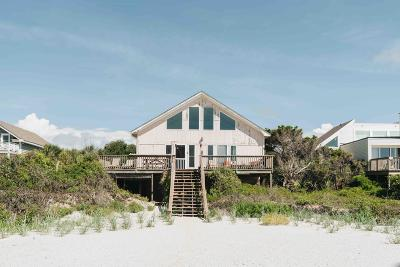 Folly Beach Single Family Home For Sale: 1701 E Ashley Avenue