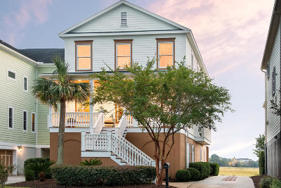 Charleston Single Family Home For Sale: 15 Lowndes Pointe Drive