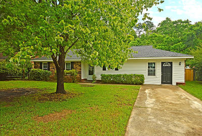 Summerville Single Family Home For Sale: 141 Highland Avenue