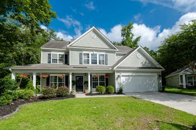 Summerville Single Family Home For Sale: 5176 Birdie Lane