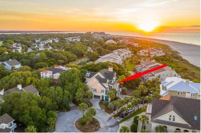 Isle Of Palms Single Family Home For Sale: 10 Dunecrest Lane
