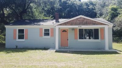 Johns Island Single Family Home For Sale: 1046 Leonard Drive