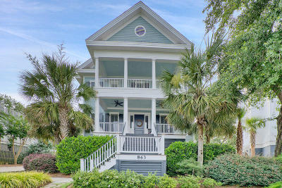 Charleston Single Family Home For Sale: 863 Dunham Street