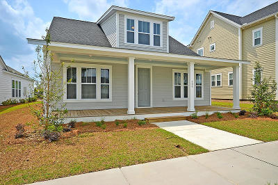 Berkeley County, Charleston County, Colleton County, Dorchester County Single Family Home For Sale: 503 Scholar Way