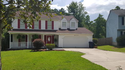 Dorchester County Single Family Home For Sale: 8114 Halifax Way