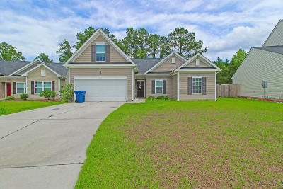Moncks Corner Single Family Home For Sale: 145 Weeping Cypress Drive