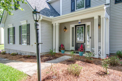 Goose Creek Single Family Home For Sale: 100 Conset Bay Court