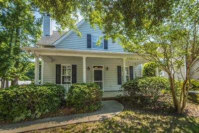 Mount Pleasant Single Family Home For Sale: 1414 Whispering Oak Trail