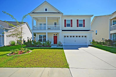 Berkeley County Single Family Home For Sale: 574 Crossland Dr