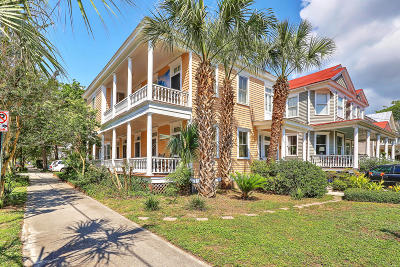 Charleston Multi Family Home For Sale: 125 Ashley Avenue