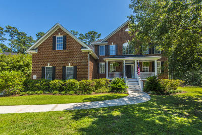 Mount Pleasant SC Single Family Home For Sale: $715,000